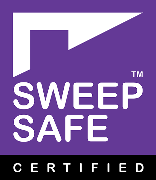 Sweep Safe Certified logo